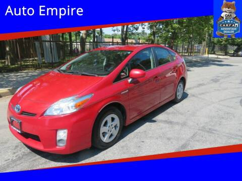 2010 Toyota Prius for sale at Auto Empire in Brooklyn NY