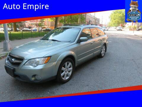 2009 Subaru Outback for sale at Auto Empire in Brooklyn NY