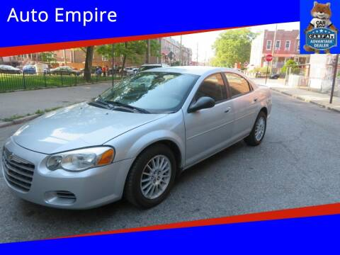 2005 Chrysler Sebring for sale at Auto Empire in Brooklyn NY