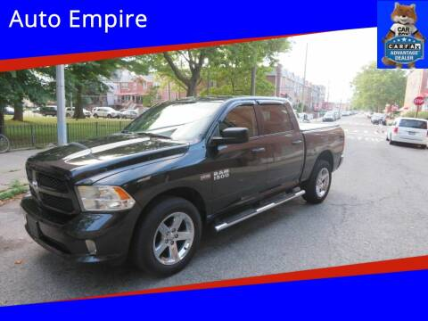2015 RAM Ram Pickup 1500 for sale at Auto Empire in Brooklyn NY