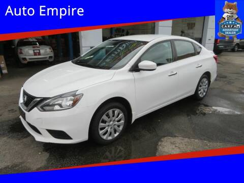 2017 Nissan Sentra for sale at Auto Empire in Brooklyn NY