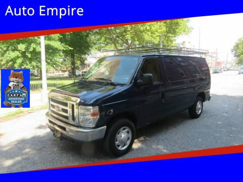2014 Ford E-Series Cargo for sale at Auto Empire in Brooklyn NY