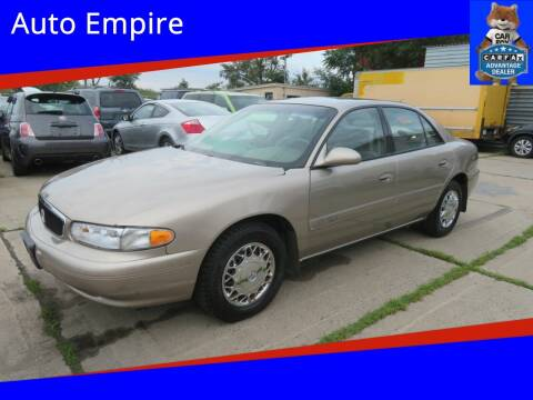 2002 Buick Century for sale at Auto Empire in Brooklyn NY