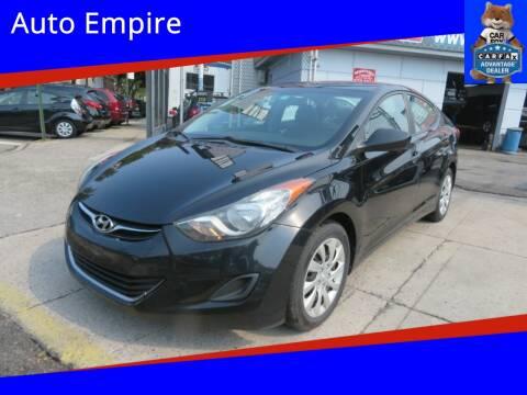 2011 Hyundai Elantra for sale at Auto Empire in Brooklyn NY