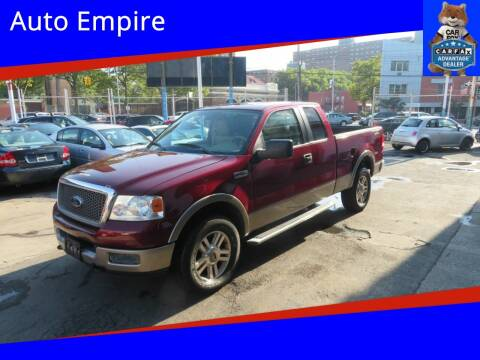 2005 Ford F-150 for sale at Auto Empire in Brooklyn NY