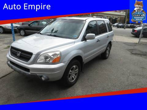 2005 Honda Pilot for sale at Auto Empire in Brooklyn NY