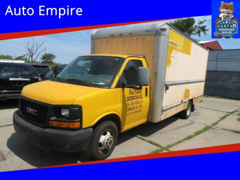 2009 GMC Savana Cutaway for sale at Auto Empire in Brooklyn NY