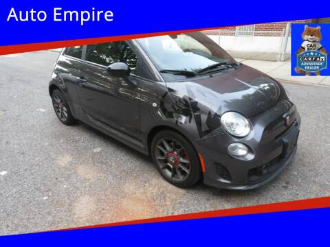 2015 FIAT 500 for sale at Auto Empire in Brooklyn NY