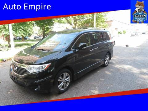 2015 Nissan Quest for sale at Auto Empire in Brooklyn NY