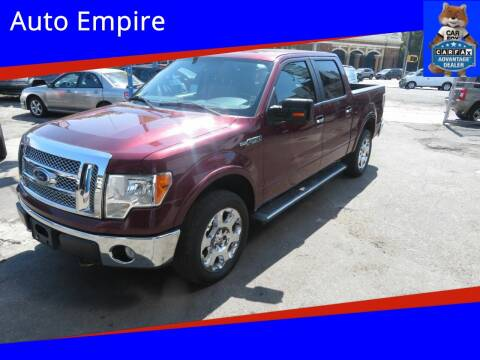 2010 Ford F-150 for sale at Auto Empire in Brooklyn NY