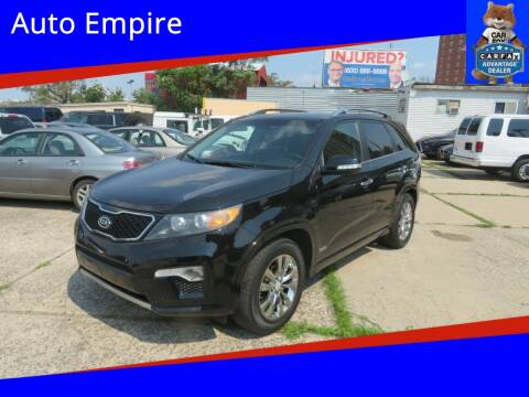 2013 Kia Sorento for sale at Auto Empire in Brooklyn NY