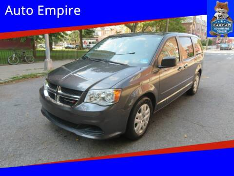 2015 Dodge Grand Caravan for sale at Auto Empire in Brooklyn NY