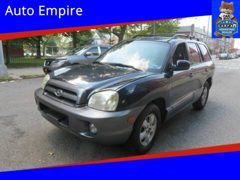 2005 Hyundai Santa Fe for sale at Auto Empire in Brooklyn NY
