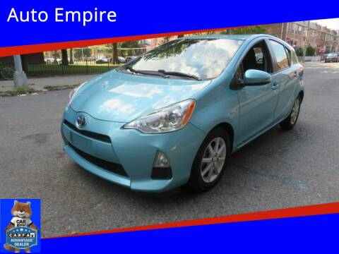 2014 Toyota Prius c for sale at Auto Empire in Brooklyn NY
