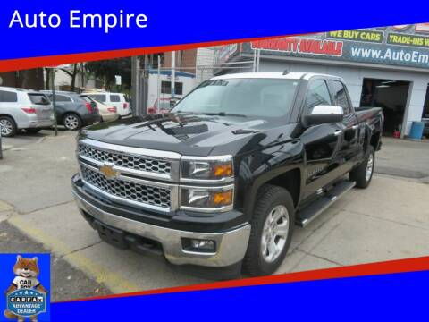 2014 Chevrolet Silverado 1500 for sale at Auto Empire in Brooklyn NY