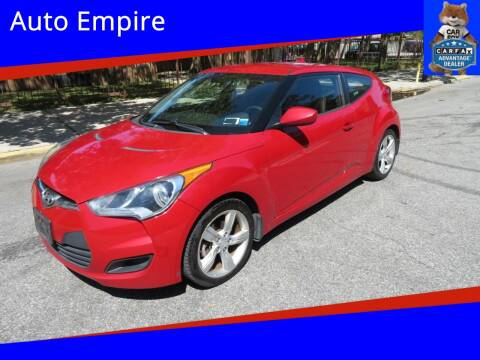 2013 Hyundai Veloster for sale at Auto Empire in Brooklyn NY