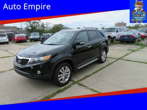 2011 Kia Sorento for sale at Auto Empire in Brooklyn NY