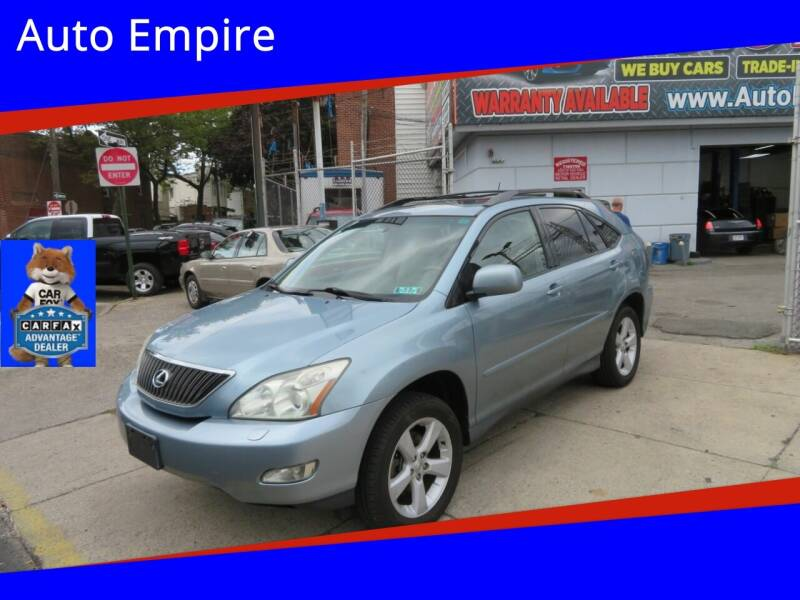 2006 Lexus RX 330 for sale at Auto Empire in Brooklyn NY
