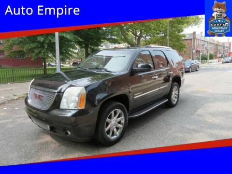 2011 GMC Yukon for sale at Auto Empire in Brooklyn NY