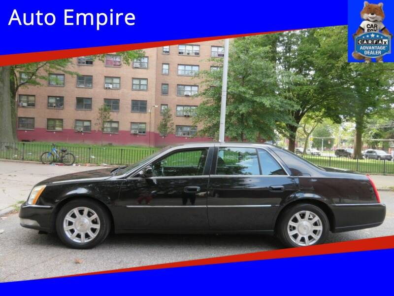 2010 Cadillac DTS Pro for sale at Auto Empire in Brooklyn NY