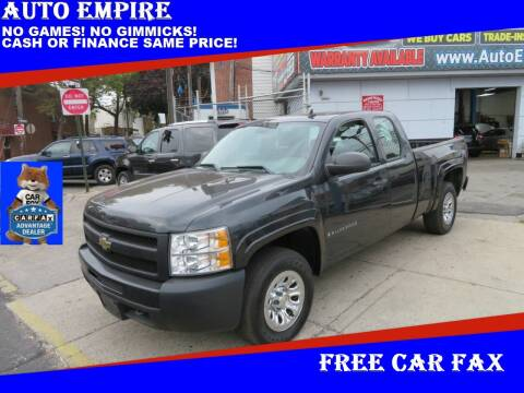 2009 Chevrolet Silverado 1500 for sale at Auto Empire in Brooklyn NY