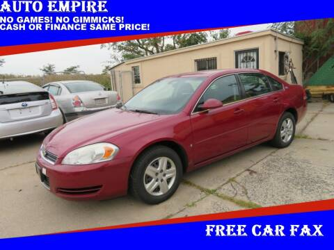 2006 Chevrolet Impala for sale at Auto Empire in Brooklyn NY