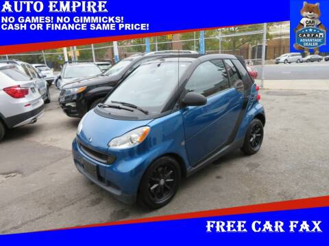 2008 Smart fortwo for sale at Auto Empire in Brooklyn NY
