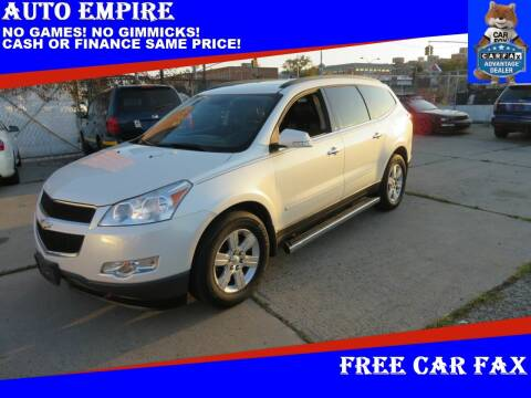 2012 Chevrolet Traverse for sale at Auto Empire in Brooklyn NY