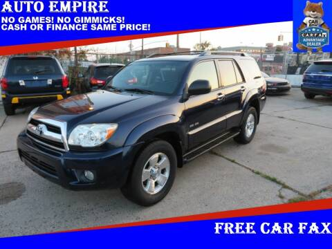 2008 Toyota 4Runner for sale at Auto Empire in Brooklyn NY