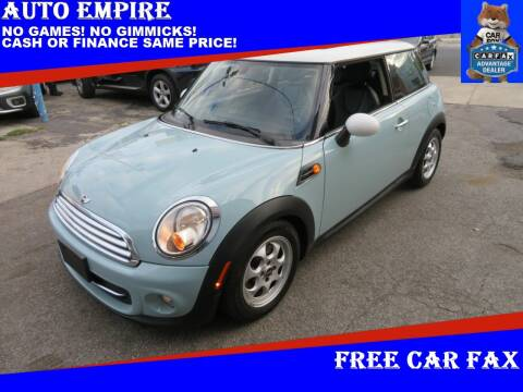 2013 MINI Hardtop for sale at Auto Empire in Brooklyn NY