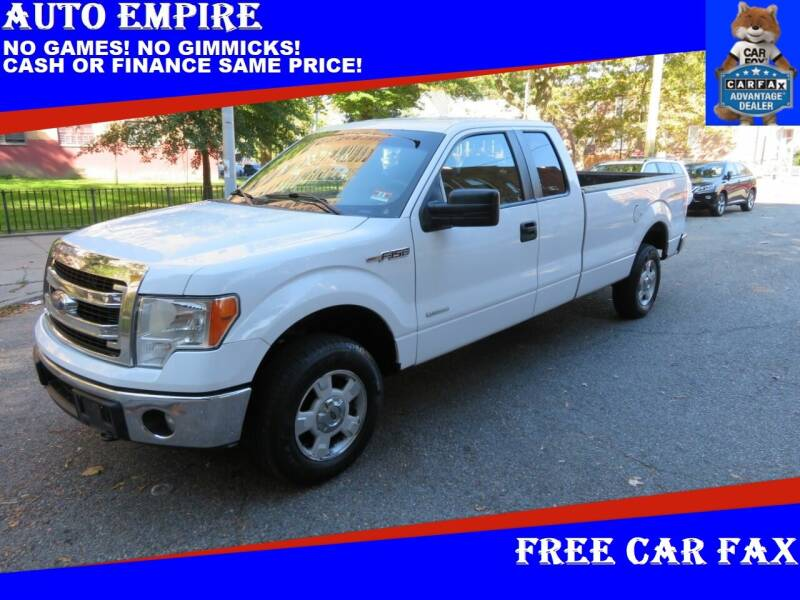2014 Ford F-150 for sale at Auto Empire in Brooklyn NY