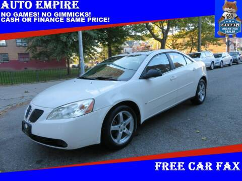2007 Pontiac G6 for sale at Auto Empire in Brooklyn NY