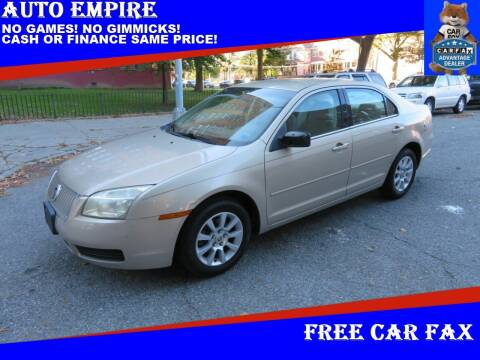 2006 Mercury Milan for sale at Auto Empire in Brooklyn NY