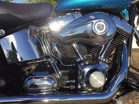 2007 Harley-Davidson Softail Heritage