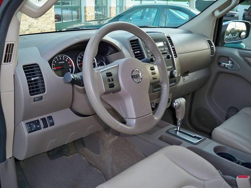 2012 Nissan Frontier 4x4 SL 4dr Crew Cab LWB Pickup 5A - Uncasville CT