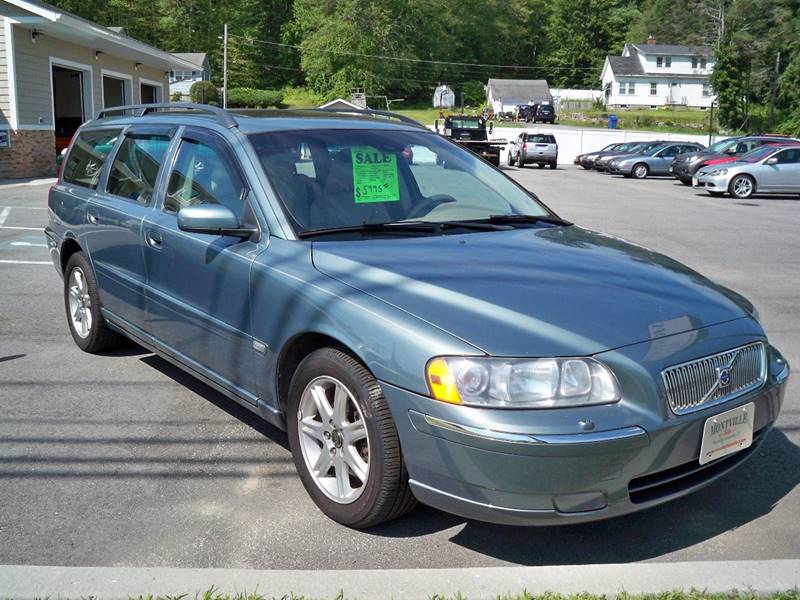 2005 Volvo V70 4dr 2.5T Turbo Wagon - Uncasville CT