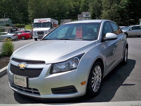 2012 Chevrolet Cruze for sale in Uncasville, CT