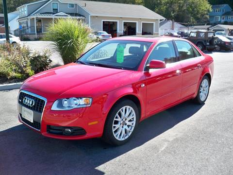 2008 Audi A4 for sale in Uncasville, CT