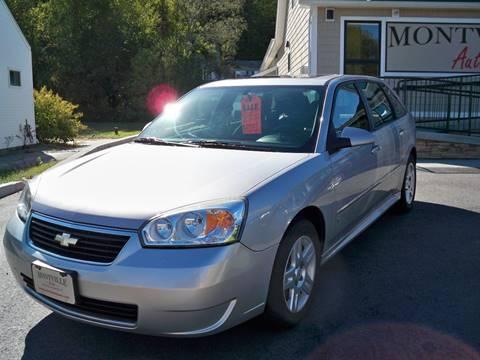 2007 Chevrolet Malibu Maxx for sale in Uncasville, CT