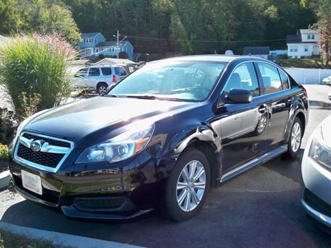 2013 Subaru Legacy for sale in Uncasville, CT