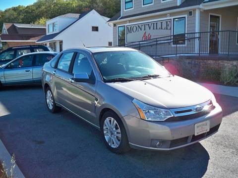 2008 Ford Focus for sale in Uncasville, CT
