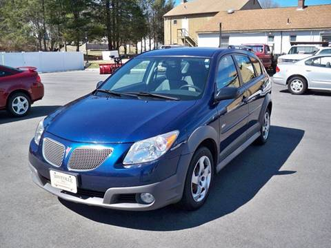 2008 Pontiac Vibe for sale in Uncasville, CT