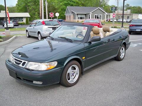 1999 Saab 9-3 for sale in Uncasville, CT