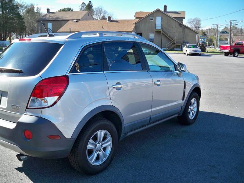 2008 Saturn Vue AWD XE-V6 4dr SUV - Uncasville CT