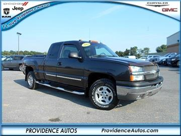 2003 Chevrolet Silverado 1500 for sale in Quarryville, PA