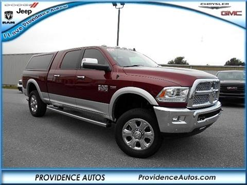 2016 RAM Ram Pickup 2500 for sale in Quarryville, PA
