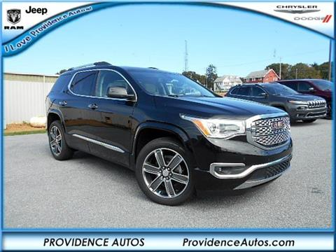 2018 GMC Acadia for sale in Quarryville, PA