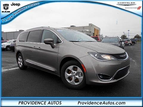 2017 Chrysler Pacifica for sale in Quarryville, PA