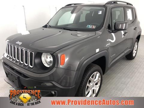 2016 Jeep Renegade for sale in Quarryville, PA
