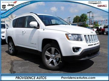 2017 Jeep Compass for sale in Quarryville, PA